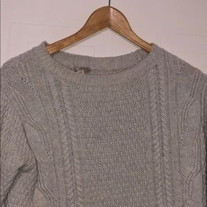 Gap knitted sweater in Cream